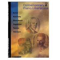 Contemporary Piano Literature Book 2