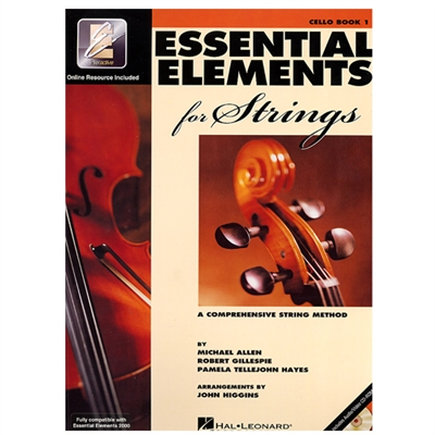 essential elements 2000 for strings cello book 1 pdf