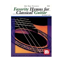 Favorite Hymns for Classical Guitar - Joseph Castle