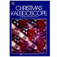 Christmas Kaleidoscope - Volume 1 - Violin
