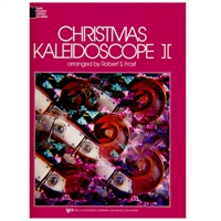 Christmas Kaleidoscope - Volume 2 - Cello