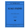 Scale Studies for String Bass - Schwabe / Zimmerman