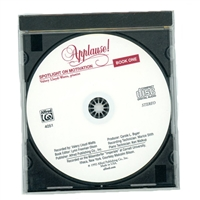 Applause! Book One CD - Valery Lloyd-Watts