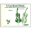 I Can Read Music, Cello Volume 1 - Joanne Martin