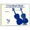 I Can Read Music, Violin Volume 1 - Joanne Martin