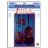 String Festival Solos for Viola Volume 1 (Christmas)