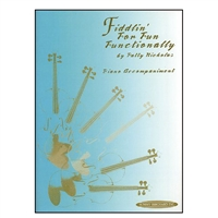 Fiddlin' For Fun Functionally - Piano Accompaniment