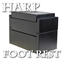 Harp Foot Rest- Light Weight