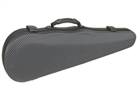 Winter Brand Carbon Look Shaped Violin Case