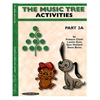 The Music Tree Part 2A Activities Book