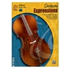 Orchestra Expressions Cello Book 1 w/CD