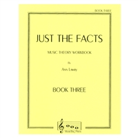 Just The Facts for Keyboard Book 3