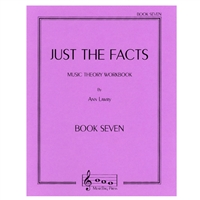 Just The Facts for Keyboard Book 7