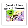 Suzuki Piano Book 3 Review Cards