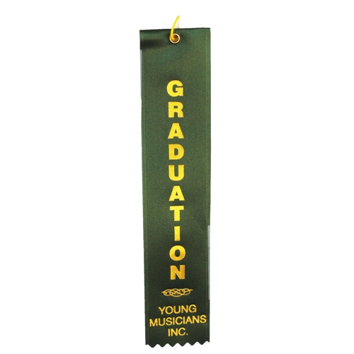 Graduation Ribbon (5 Pack)