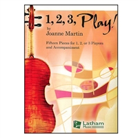 1, 2, 3 Play! - Piano Accompaniment (Violin Key)