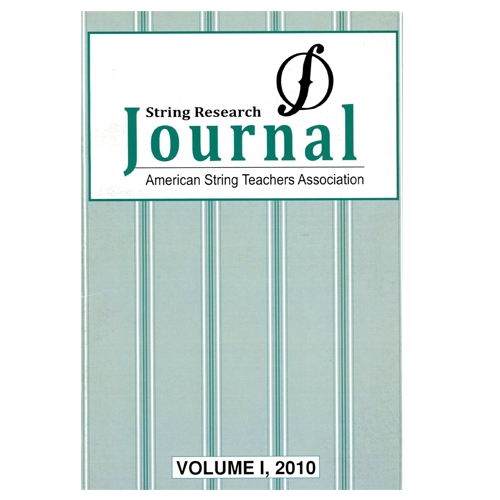 String Research Journal