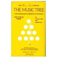 A Plan for Musical Growth at the Piano, The Music Tree Cassette