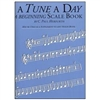 A Tune A Day Scale Book for Violin - Herfurth