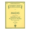 Mazas 75 Melodious and Progressive Studies for Violin, Opus 36, Book 1 (30 studies) - Mazas