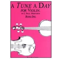 A Tune A Day Method for Violin, Book 1 - Herfurth