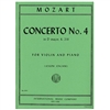 Concerto No 4 in D major, K. 218 - Wolfgang Amadeus Mozart