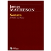 Matheson, Sonata for Violin and Piano