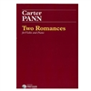 Pann, Two Romances for Violin and Piano
