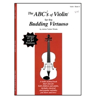 ABC's of Violin for the Budding Virtuoso, Book 5
