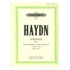 Haydn Concerto No. 1 C Major for Violin and Orchestra
