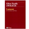 Zwilich, Lament for Contrabass and Piano