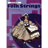 Folk Strings For Viola Ensemble