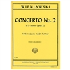 Concerto No. 2 in D minor, Opus 22 - Henryk Wieniawski