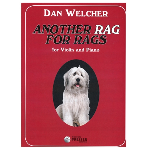 Another Rag for Rags for Violin/Piano