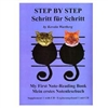 Step by Step, My First Note-Reading Book - Kerstin Wartberg