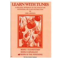 "Learn With Tunes, Book 3, ""The Positions"" - Carl Grissen"