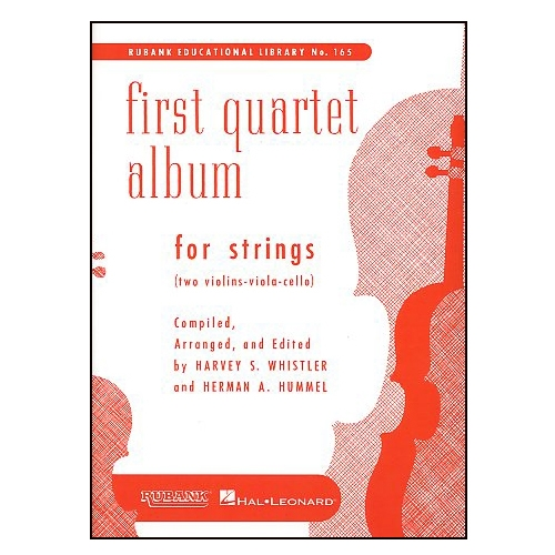 First Quartet Album for Strings (two violins-viola-cello)