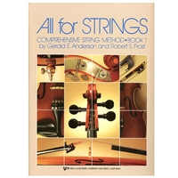 All for Strings Book 1 for cello
