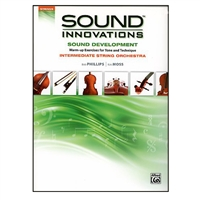 Sound Innovations Intermediate String Bass