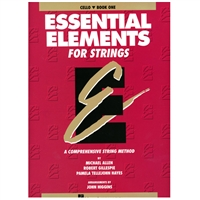 Essential Elements for Strings, Cello Book 1