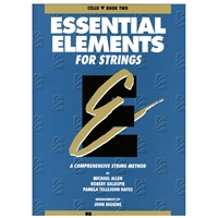 Essential Elements for Strings, Cello Book 2