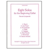 Eight Solos for the Beginning Cellist - Dennis Leogrande