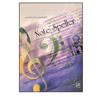 Cello Note Speller - Janowsky