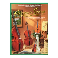 Artistry in Strings, Cello Book 1 - Frost and Fischbach