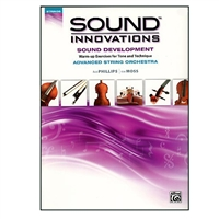 Sound Innovations Viola Advanced String Orchestra