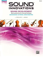 Sound Innovations Cello Advanced String Orchestra