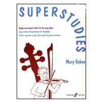 Superstudies Book 2 For Viola - Mary Cohen