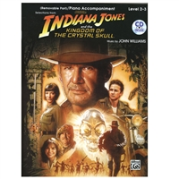 Indiana Jones and the Kingdom of the Crystal Skull Violin