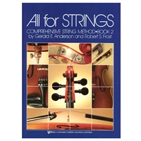 All For Strings Book 2 for Viola