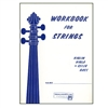 Workbook for Strings, Viola Book 1- by Forest R. Etling